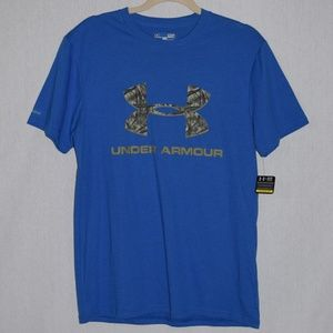 NWT Under Armour Graphic Tee